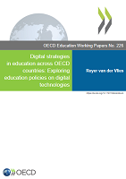 Digital strategies in education across OECD countries : exploring education policies on digital technologies