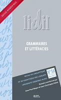 n° 56 - 2017 - Grammaires et littéracies
