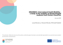 Erasmus+ international credit mobility: a study of the mobility of disadvantaged students from partner countries