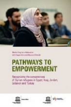 Pathways to empowerment: recognizing the competences of Syrian refugees in Egypt, Iraq, Jordan, Lebanon and Turkey