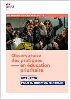 L'oral en éducation prioritaire - 2019-2020