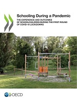 Schooling during a pandemic: the experience and outcomes of school children during the first round of COVID-19 lockdowns