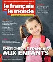 Enseigner le français aux enfants : dossier