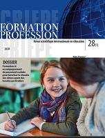 Formation et accompagnement du personnel scolaire pour favoriser la réussite des élèves ayant des besoins particuliers : dossier