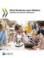 What students learn matters: towards a 21st century curriculum