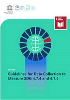 Guidelines for data collection to measure SDG 4.7.4 and 4.7.5