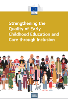 Strengthening the quality of early childhood education and care through inclusion