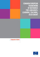 Common European framework of reference for languages: learning, teaching, assessment: companion volume