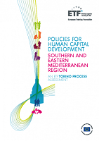 Policies for human capital development: Southern and Eastern Mediterranean region: an ETF Torino Process assessment