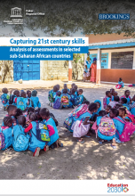 Capturing 21st century skills: analysis of assessments in selected sub-Saharan African countries