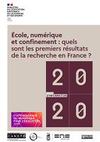 École, numérique et confinement : quels sont les premiers résultats de la recherche en France ?