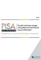 n° 111 - mars 2020 - Do girls and boys engage with global and intercultural issues differently?
