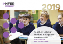 Teacher labour market in England: annual report 2019