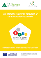 Innovation cluster for entrepreneurship education