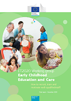 Early childhood education and care: how to recruit, train and motivate well-qualified staff : final report