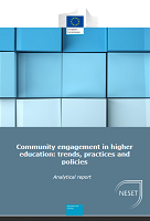 Community engagement in higher education trends, practices and policies : analytical report
