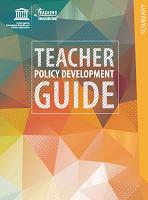 Teacher policy development guide