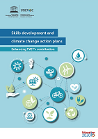 Skills development and climate change action plans: Enhancing TVET's contribution
