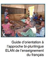 Guide d'orientation à l'approche bi-plurilingue ELAN de l'enseignement du français