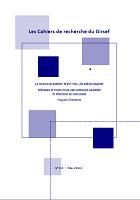 n° 115 - mai 2019 - Le redoublement n'est pas un médicament : réponses et pistes pour une approche modérée et réflexive de son uage