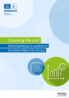 Counting the cost: achieving literacy in countries of the global alliance for literacy