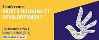 Droits humains et développement