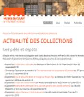 Collections du Musée de Cluny