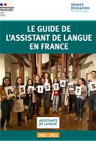 Le guide de l'assistant de langue en France 2021-2022