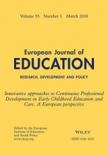 Innovative approaches to continuous professional development in early childhood education and care: a European perspective
