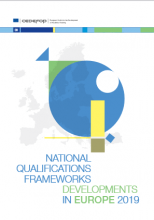 National qualifications frameworks developments in Europe: Qualifications frameworks: transparency and added value for end users