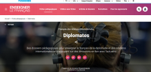 Diplomates : Français de relations internationales
