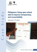 Philippines: using open school data to improve transparency and accountability