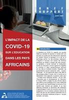 L'impact de la covid-19 sur l'éducation dans les pays africains - Bref rapport