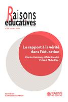 n° 24 - Octobre 2020 - Le rapport à la vérité dans l'éducation