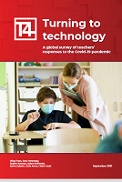 Turning to technology: a global survey of teachers' responses to the Covid-19 pandemic