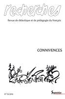 n° 70 - juin 2019 - Connivences
