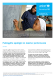 https://www.unicef.org/esaro/EducationThinkPieces_4_TeacherPerformance.pdf